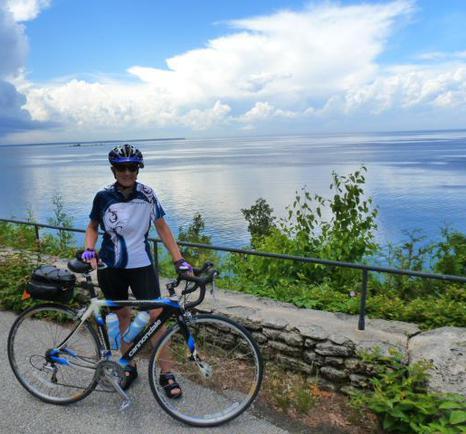 Door County Bicycle Tour Trip