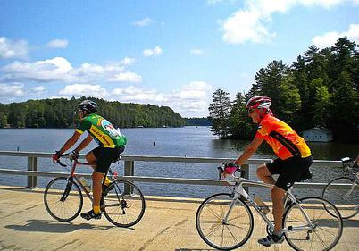 Northwoods Bicycle Tour Wisconsin